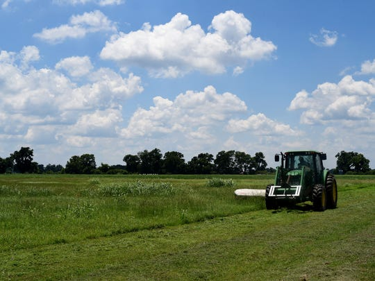 The LSU AgCenter was deemed to have the agricultural