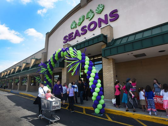 Seasons kosher supermarket