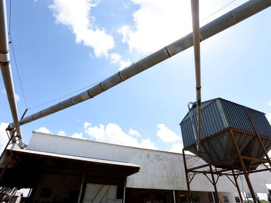 Gilliam cotton gin will be part of the Heritage and Harvest Tour.