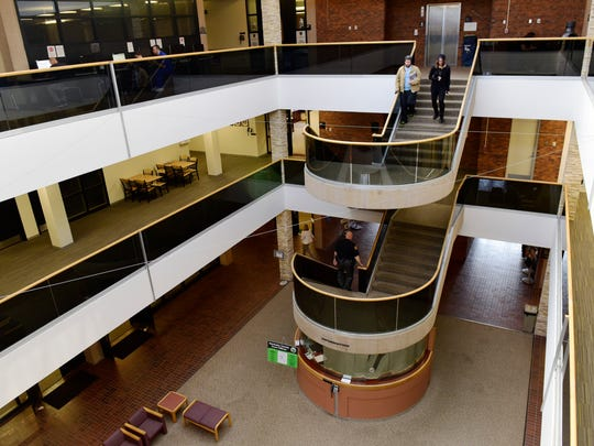 A leading credit rating agency has downgraded Terra State Community College's bond rating.