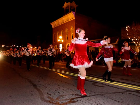 One of the most popular events during the weekend is the Northern Lights Parade, which starts at 6 p.m. Saturday.