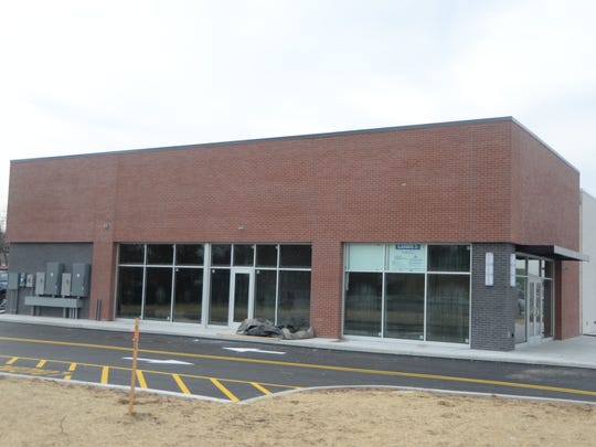 Pie Five Pizza will open on the eastern side of a building at 890 Loucks Road in York.