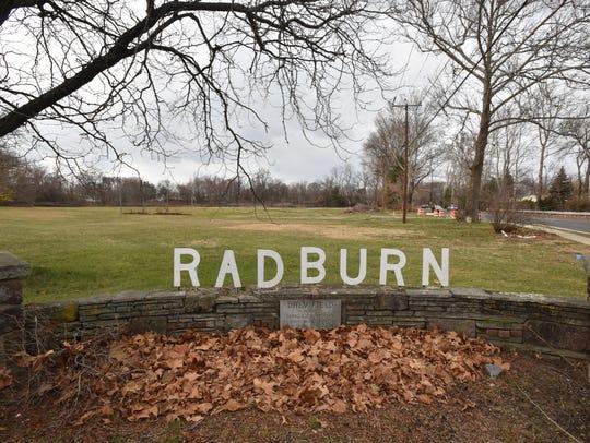 The historic Radburn neighborhood in Fair Lawn.