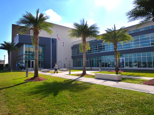 The Public Safety Institute on the Melbourne Campus of Eastern Florida State College.