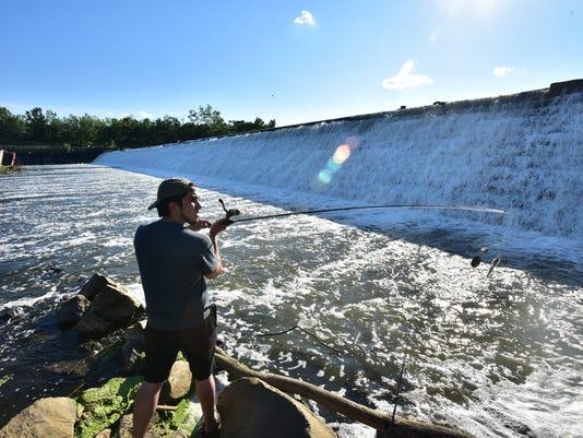 Dundee Dam