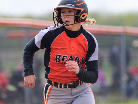 Gibsonburg senior Shylee Schmeltz will leave a spot