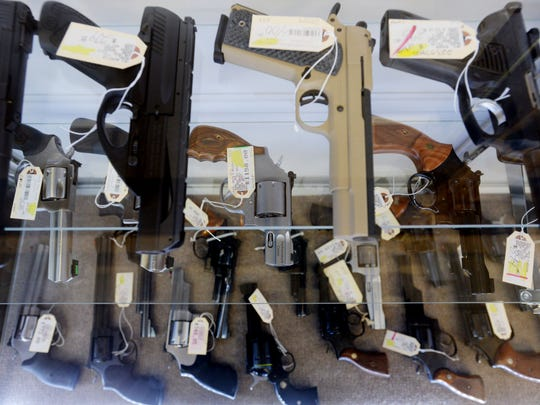 Guns for sale at Ron's Guns in Bossier City.