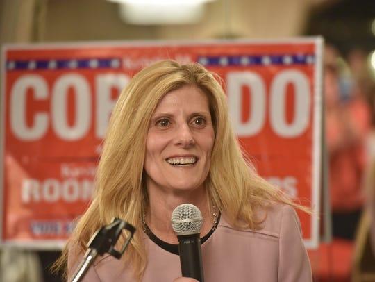 Kristin M. Corrado, Republican candidate for state