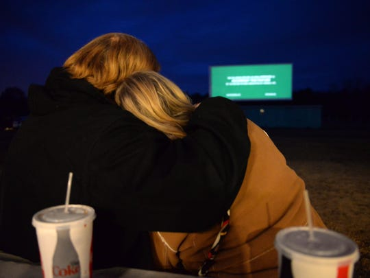 Snuggle up at Delsea Drive-In, New Jersey's only drive-in movie theater.