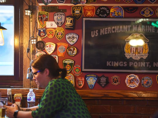 O'Hara's now houses about 6,000 patches from policeand