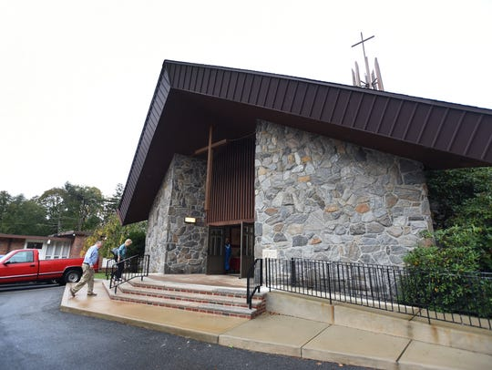 Christ Lutheran Church in Woodcliff Lake.