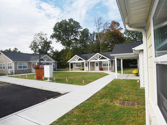Housing for veterans in Emerson will contribute toward