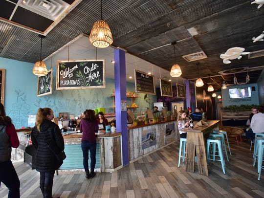 Playa Bowls opened in Pompton Plains.
