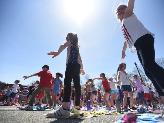 376 pre-kindergarten to grade five students at Valley