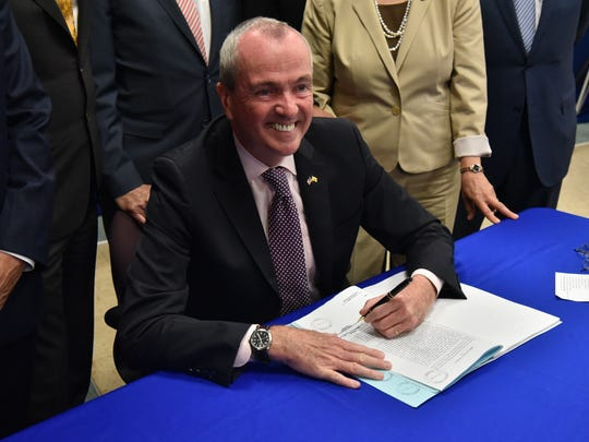 NJ Governor Phil Murphy signs Charitable Donation Bill