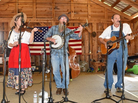 The 59th Annual Hillbilly Day festival was held Wednesday July 4, 2018 in Mountain Rest S.C.