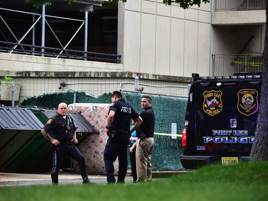 High-rise fatality in Fort Lee
