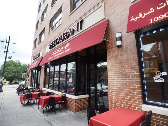Darna, which means my house in Arabic, is a relatively new restaurant in South Paterson.