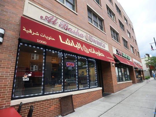 Al Basha Sweets in Paterson .