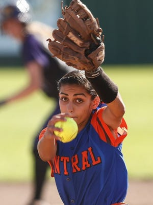 Central High School senior pitcher Marisa Cruz earned an honorable mention on the TSWA Class 6A All-State Softball Team.