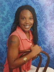 Alteria Woods graduated from Sebastian River High School