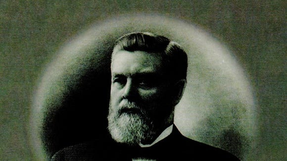 This is the first biography of S. Morgan Smith, who started Voith Hydro, American Hydro, Precision Components and other York County companies.