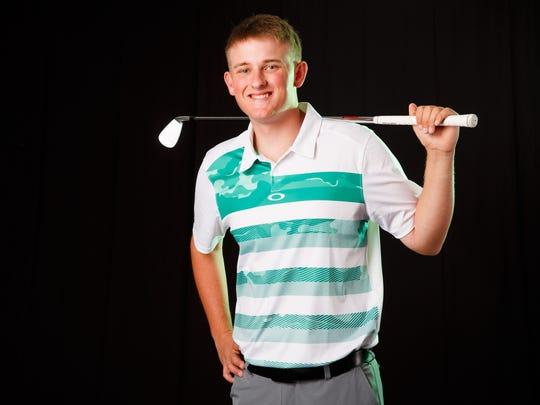 Kyle Humphreys, a Regis High School senior, is a finalist