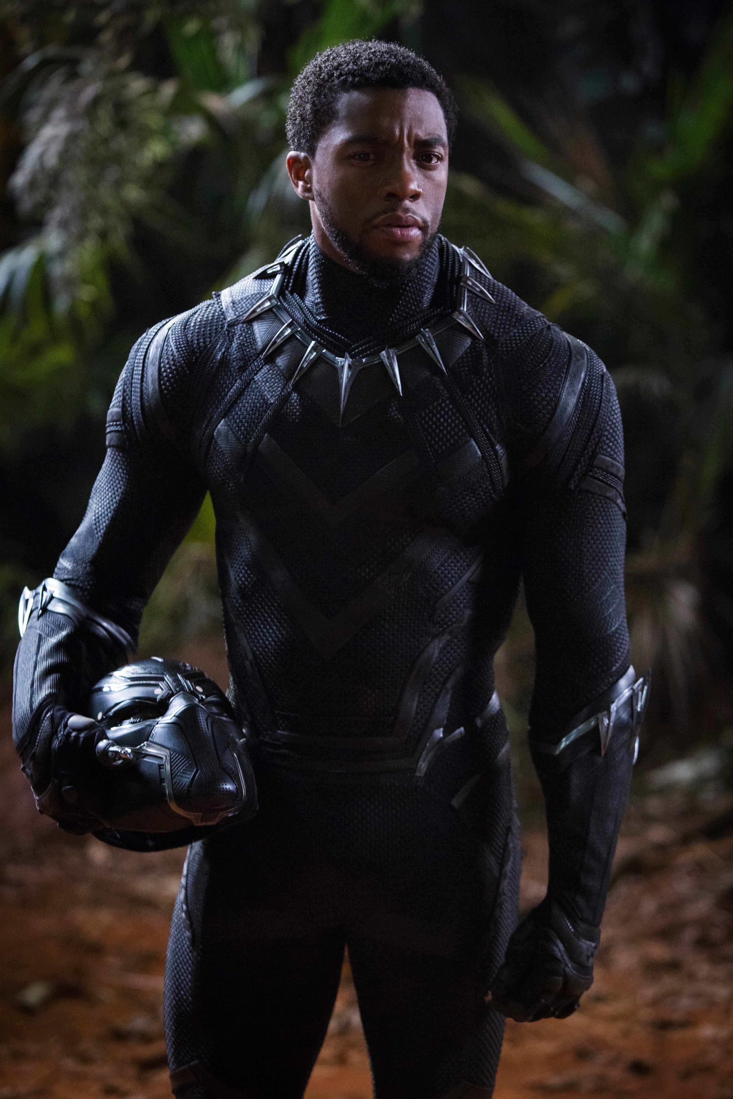 Black Panther naked 546