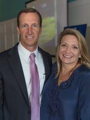 Jeff Schlitt and Cassie Schlitt