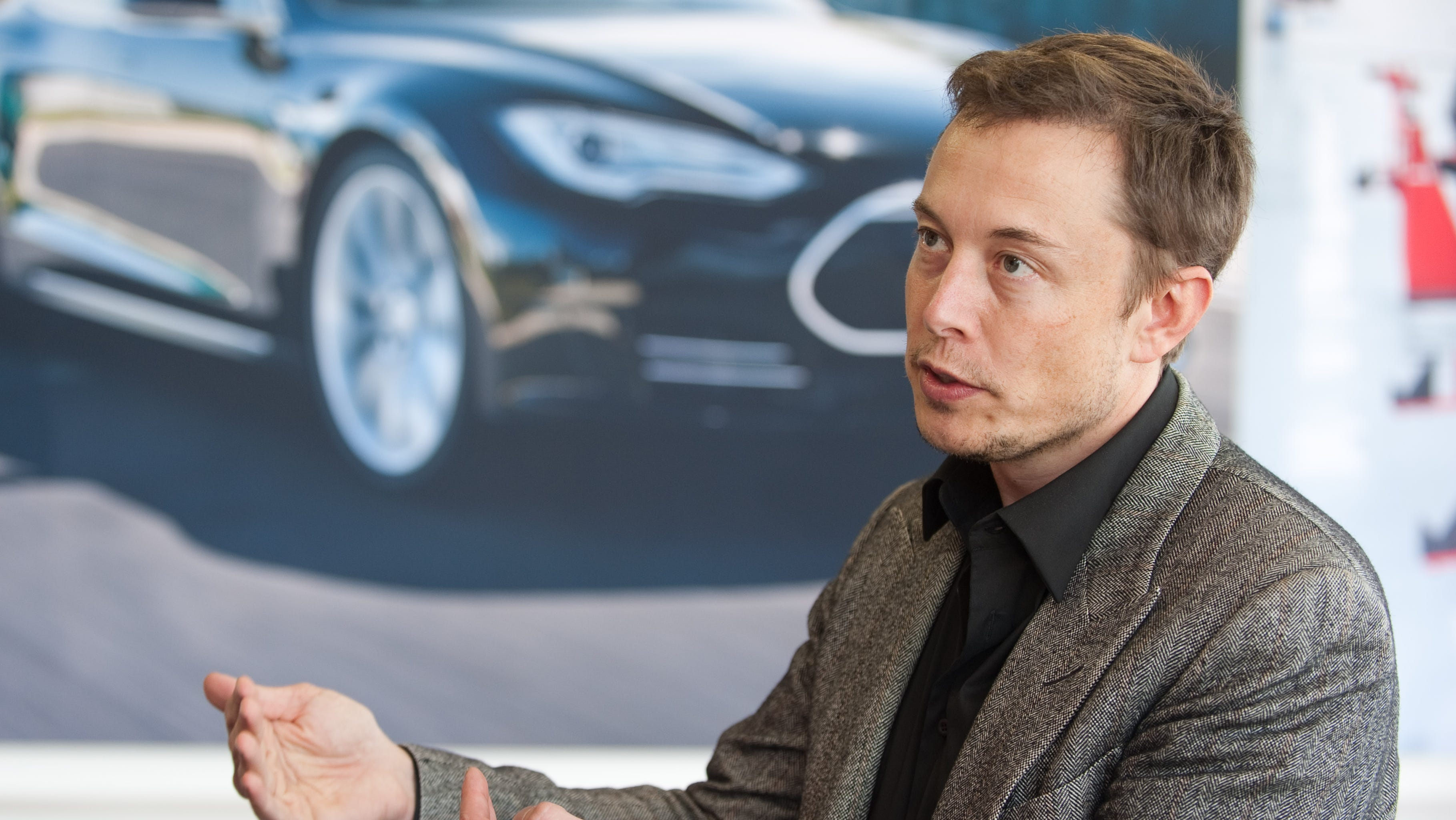 Elon Musk, co-founder and CEO, of Tesla Motors, is the entrepreneurial darling of the business world. Musk is also the business and scientific mind behind SpaceX, and strives to use the free market to solve some of the world's most pressing problems.