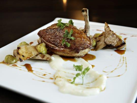 Jidori chicken at House Brasserie in Scottsdale.
