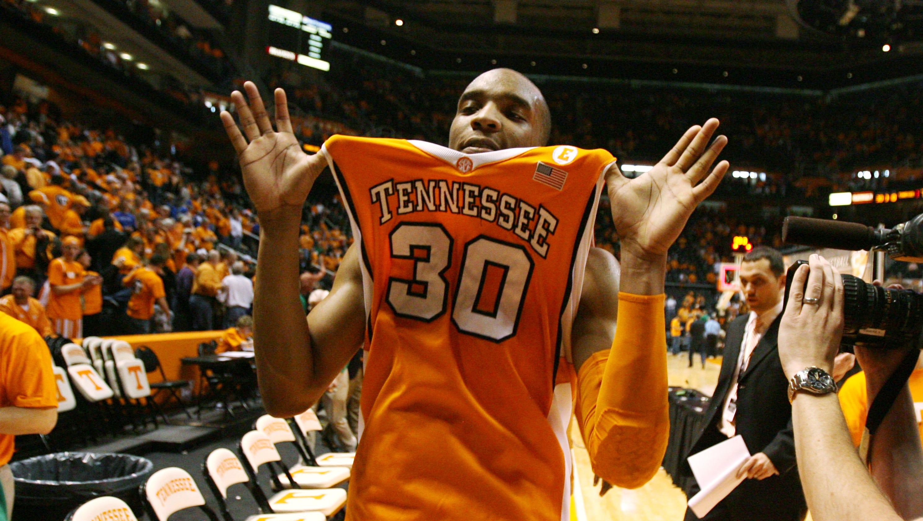 Uk Basketball: Photos: Former Tennessee Vols Basketball Player J.P. Prince