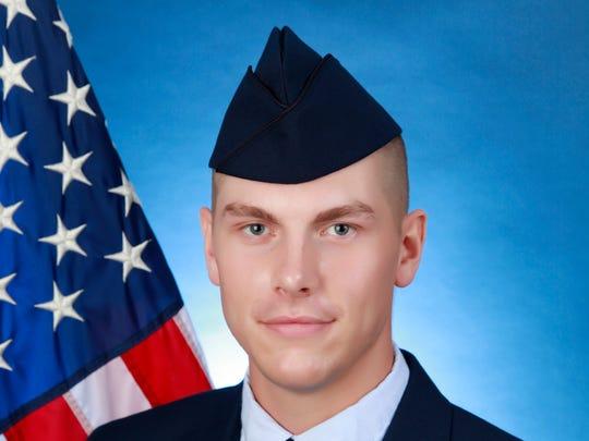 Air Force Airman Lyon