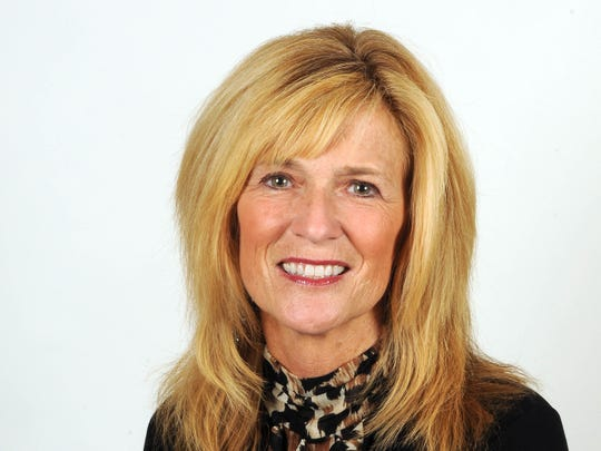 Mayor Pauline Repp