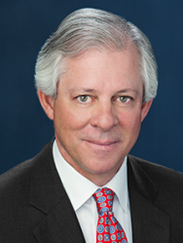 Dr. Robert Robbins is a finalist in the search for
