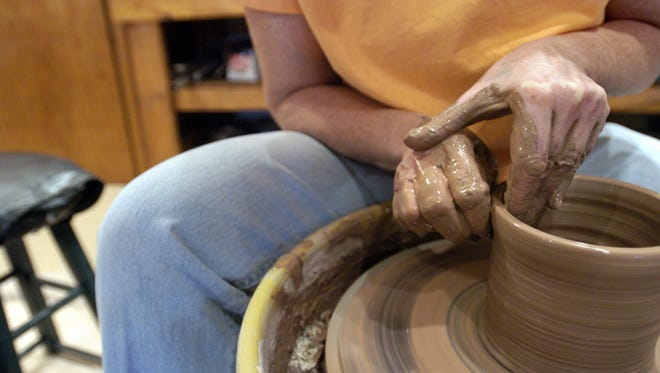 Ceramics is just one of the many classes offered Friday at SC4 Art Night.