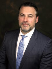 Sean Strawbridge will be the new Chief Executive Officer for the Port of Corpus Christi on Jan. 1, 2018.