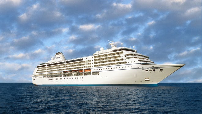 Seven Seas Mariner will sail to six continents in 2021 on a world cruise.