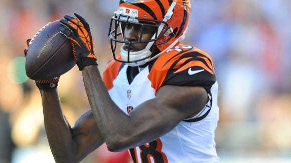 A.J. Green can be under team control for another three seasons.