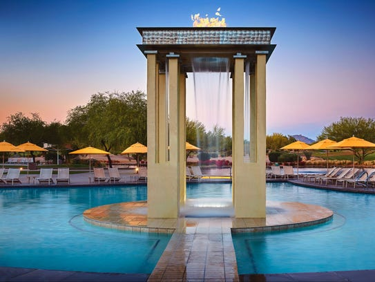JW Marriott Desert Ridge in Phoenix.