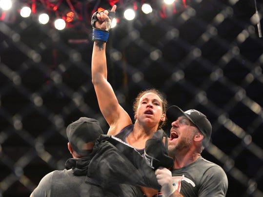 MMA: UFC Fight Night-Andrade vs Reneau