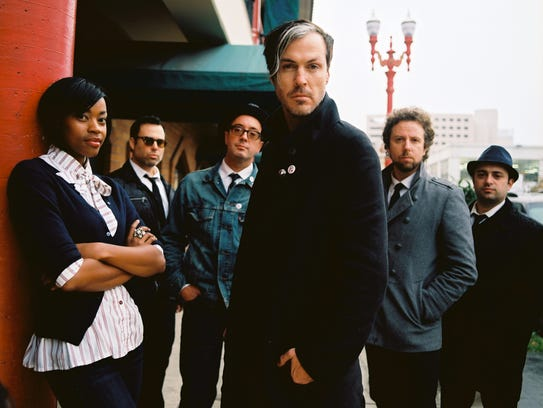 Fitz and the Tantrums are seen in a 2011 handout photo.