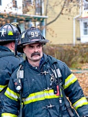 Firefighter Timothy Gunther.