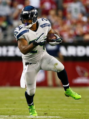Seahawks running back Marshawn Lynch will be primed for some payback Sunday against the Cardinals.