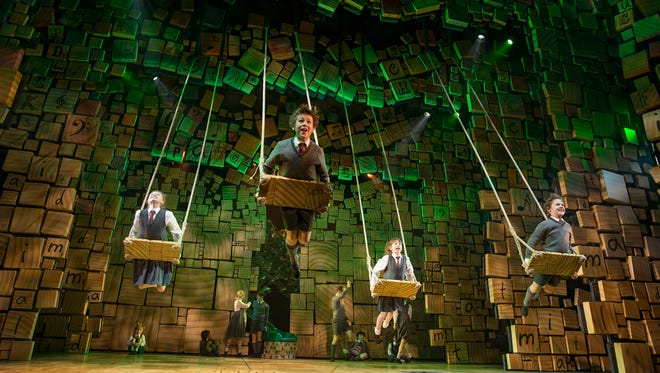 One tale in particular always seems to grab the attention of bookworms and quiet people alike:  Matilda.