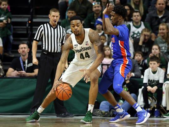 NCAA Basketball: Savannah State at Michigan State