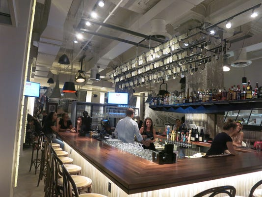 Central Kitchen Bar Opens Monday In Detroit Overlooking Cadillac