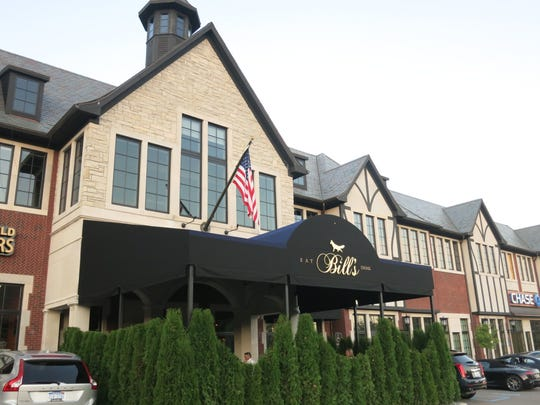 Bill's restaurant is at the southeast corner of Long Lake and Woodward in Bloomfield Hills.