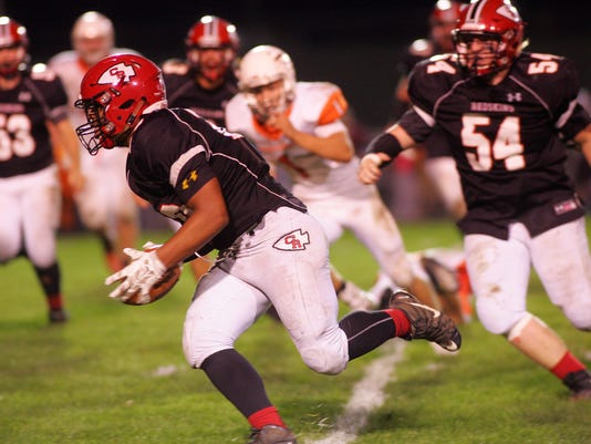 Coshocton beats Meadowbrook 39-34.