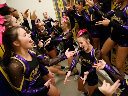 Cheerleading conference 29